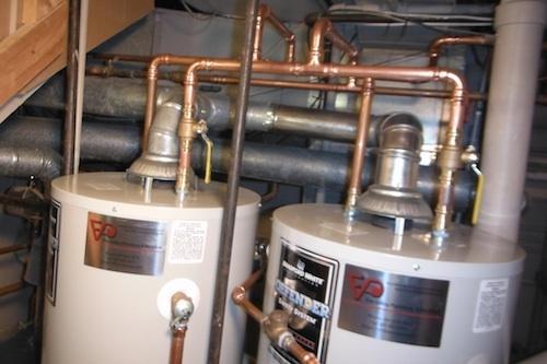 Fox Valley Plumbing water heaters