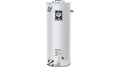 Fox Valley Plumbing Bradford Water Heater in Elgin, IL