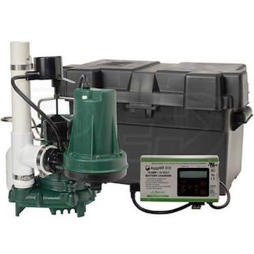 zoeller 508-007-aquanot propack 53-508-12v backup system