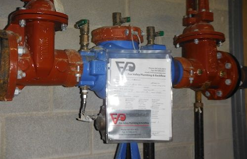 commercial plumbing backflow
