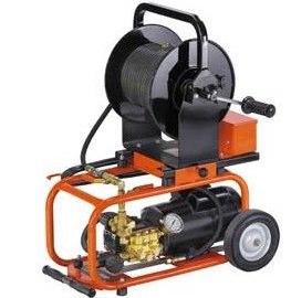 hydro-drain-jetting-plumbing-tool