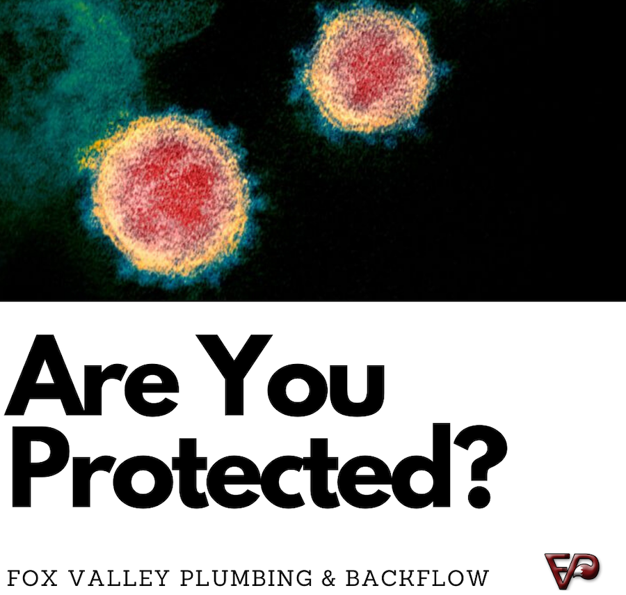 FoxValleyPlumbing_Corona Virus Advice For The City Of Elgin illinois!